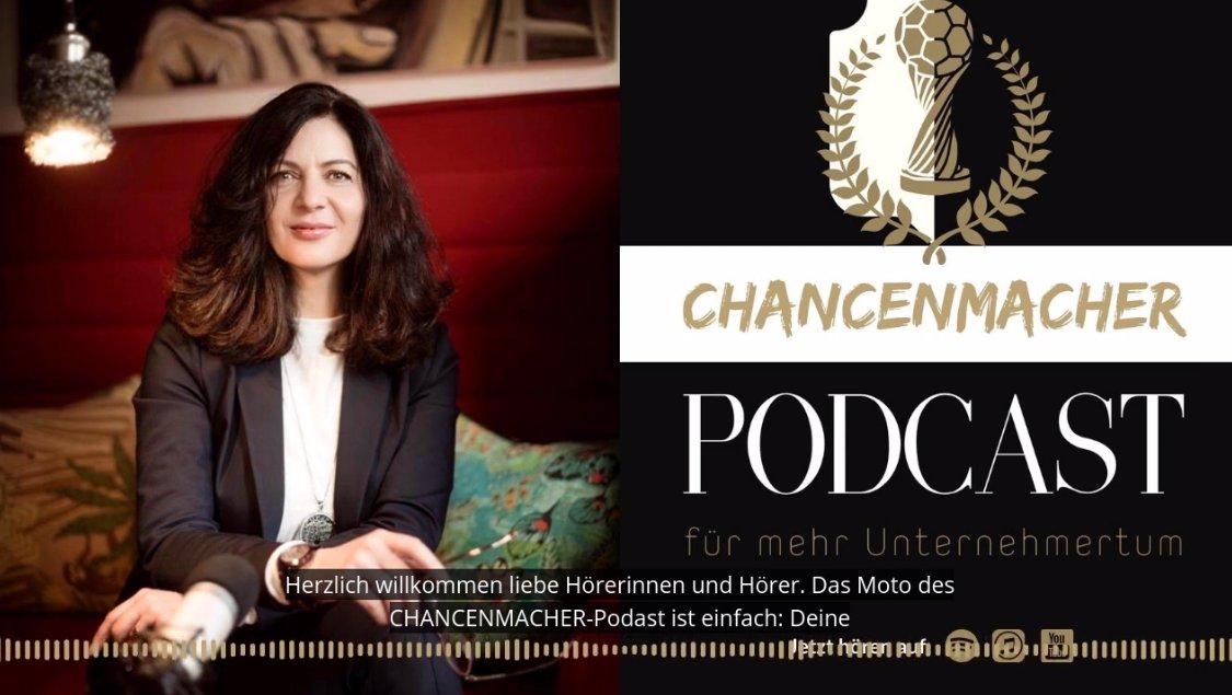 Starseite des Podcast