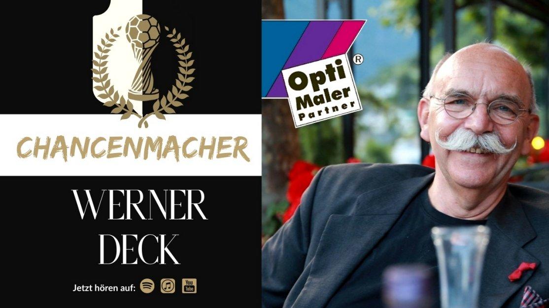 Ankündigung Interview mit Werner Deck